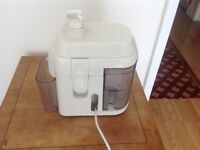 Bifinett Electric Juicer good working order