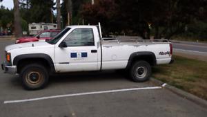 2000 Chevrolet 4x4 c2500