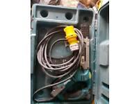 Makita screwgun 110 volt