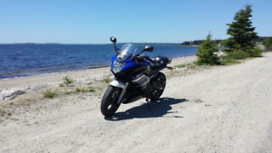 2013 Yamaha fz6r for sale