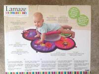Tummy time play mat (never used)