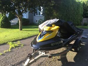SEADOO BOMBARDIER RXT215 SUPERCHARGED 2007