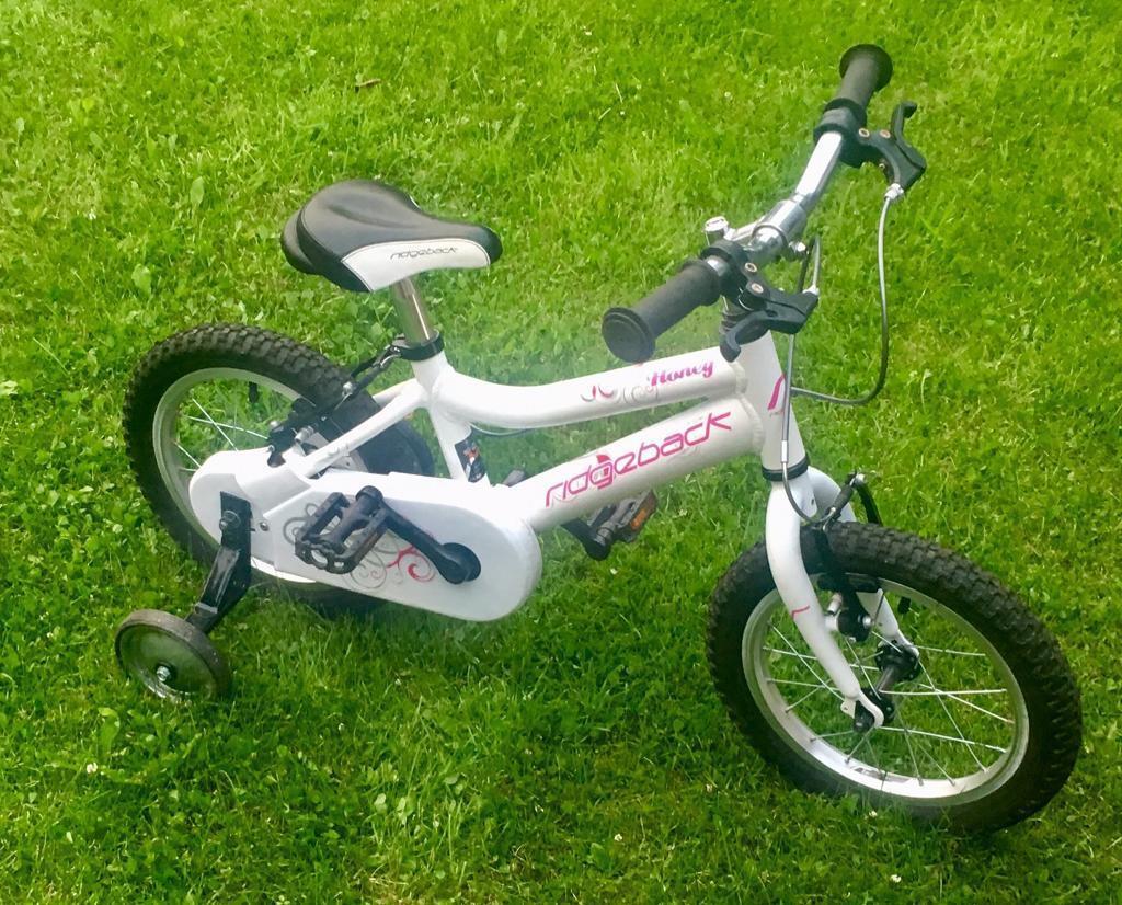 Ridgeback Honey 14 Girls Bike In Torphins Aberdeenshire Gumtree