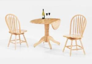 Dinette table and 2 chairs