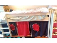 Kids Mid Sleeper Beds from John Lewis