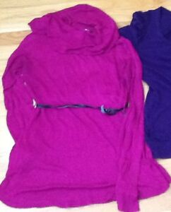 CANDY COUTURE size L $7; other tops size M-XL, $5-$10