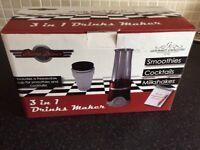 3 in 1 Drinks Maker