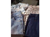 6 pairs shorts