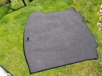 VW carpet boot mat. Very good condition