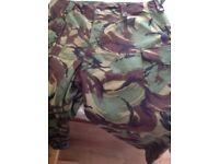 """New heavyweight cargo combat trousers 42"""" waist 36"""" inside leg"""