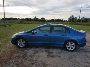 2008 Honda Other LX-SR Sedan