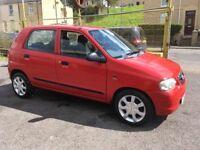 Suzuki ALTO £30 Y/tax only 80k 1000cc