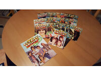 SOLD Bay City Rollers magazine collection