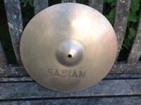 Cymbals - Sabian Vintage AA 14 Thin Crash Cymbal