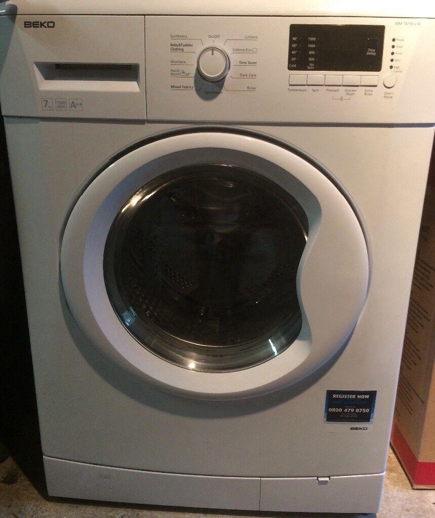 Beko Washing Machine - Excellent Condition