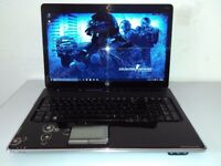 "GAMING HP 17,3"" FHD- QUAD CORE i5 - DEDICATED NVIDIA 4GB - 800 GB - 8 GB - WARRANTY - UK DELIVERY"