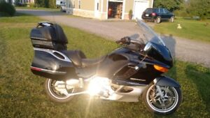 2002 BMW K1200LT Absolutely perfect