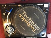 Technics pair SL-1210Mk5G