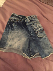 Brody Jeans Size 26 Shorts