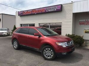 2008 Ford Edge Limited LEATHER