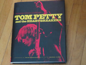 TOM PETTY / BIOGRAPHIE ANGLAISE ILLUSTRÉ