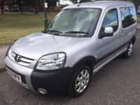 2005 PEUGEOT PARTNER COMB ESCAPADE HDI 2.0L DIESEL 2 FORMER KEEPER CHEAP INSURANCE