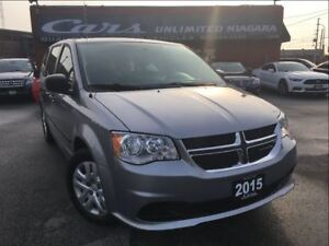 2015 Dodge Grand Caravan SE | 1 OWNER |  CANADA VALUE PKG ...