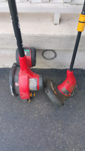 Weed trimmer and edger corded $100 for pair
