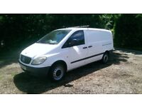 Mercedes-Benz Vito 2.1 109CDI Long Panel Van 5dr No Vat , New Mot