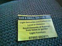 Man and van
