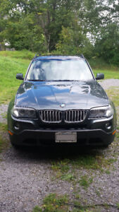 LOADED 2007 BMW X3 AWD 3.0si!! Automatic, panoramic sunroof
