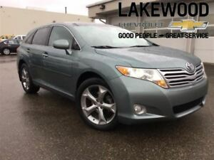 2010 Toyota Venza V6 AWD (Tinted Windows, Leather Seats)