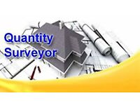 Quantity Surveyor seeking freelance or part-time work