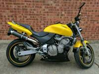 Honda Hornet 599cc £2100