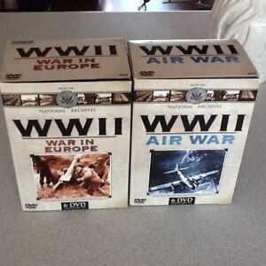 WWII DVD Set