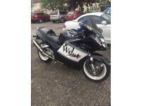 Honda cbr 1200cc