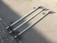 low roof ford transit roof bars
