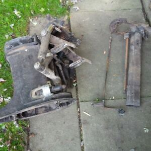 Mercury 125 hp inline 6 outboard parts