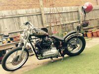 Harley Davidson Ironhead 1974