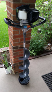 I have my 8 '' POLAR FIRE 37.7 cc ice fishing auger for SALE.