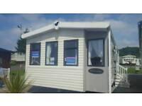 Stunning static caravan for sale near Ayr, West Scotland