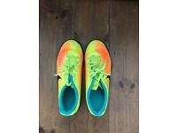 Nike boys Astro turf trainers size 3