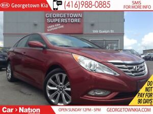 2013 Hyundai Sonata SE|ONLY 26,211KMS | LEATHER | ROOF | HEATED
