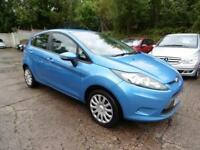 Ford Fiesta 1.4 TDCI STYLE + (CLEAN CAR + LONG MOT)