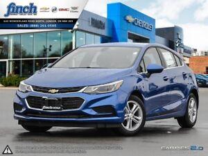2017 Chevrolet Cruze Hatch LT Auto LT HATCH AUTOMATIC
