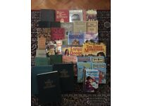 Box of Antique and Collectable Books