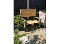 Garden bench (big)