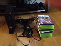 Xbox 360 with kinect also comes with 15 games