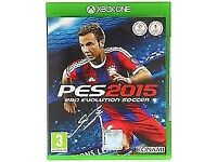 PES 2015 - New - Xbox One Game - £2!