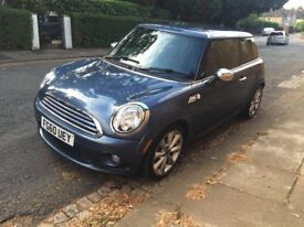 Mini Cooper Hatch 1.6 Blue